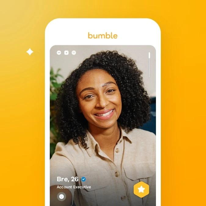 Application de connexion Bumble