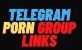 Liens de groupe porno Telegram